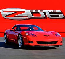 2006 Corvette ZO6 427 cu in 505 hp by DaveKoontz
