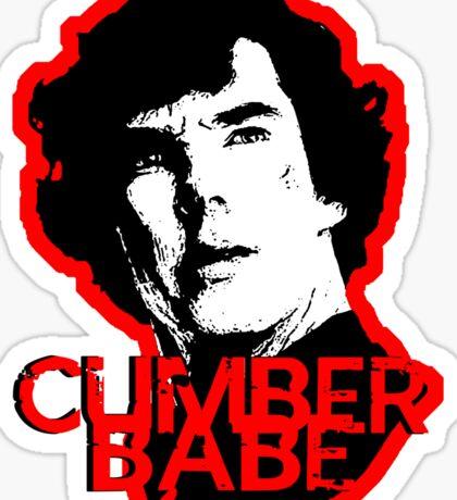 Cumberbabe Sticker