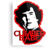 Cumberbabe Metal Print