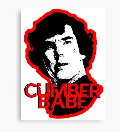 Cumberbabe Canvas Print