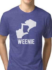 L7 Weenie! Tri-blend T-Shirt