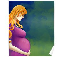 Pregnant Pregnancy Poster