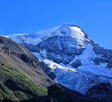 Mt Unwin, Alberta by Charles Kosina
