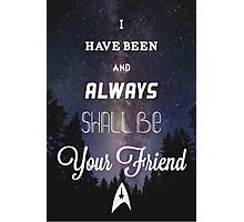 Star Trek Print Photographic Print