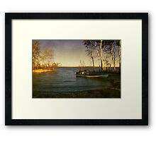 That Special Place Framed Print
