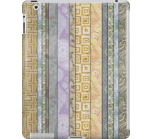 Material Stripes iPad Case/Skin