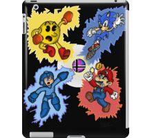 When Gaming legends Collide... iPad Case/Skin