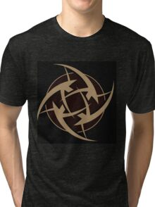 Ninjas in pyjamas Team Logo Tri-blend T-Shirt