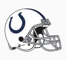 Indianapolis Colts Helmet by NickTerranova