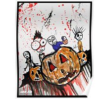 The Halloween Children Poster