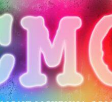 Spray Paint CMC Sticker