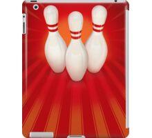 Ten Pin Bowling iPad Case/Skin