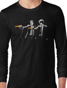 Pixel Fiction Long Sleeve T-Shirt
