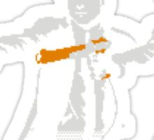 Pixel Fiction Sticker