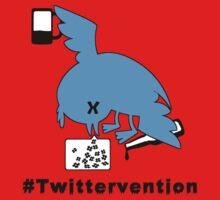 #Twittervention One Piece - Short Sleeve