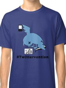 #Twittervention Classic T-Shirt