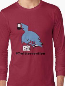 #Twittervention Long Sleeve T-Shirt