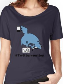 #Twittervention Women's Relaxed Fit T-Shirt