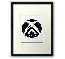 ARK XBOX EVOLVED Framed Print