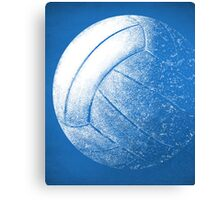 Volleyball Sports Canvas Print