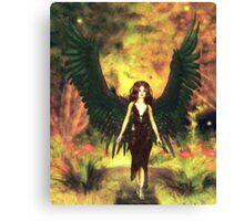 Myst Angel Canvas Print