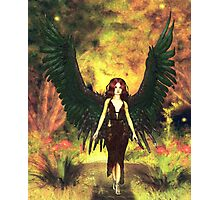 Myst Angel Photographic Print