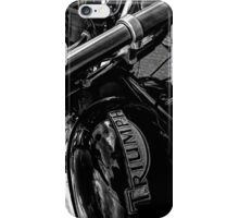 Triumph iPhone Case/Skin