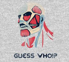 Guess who!? Zipped Hoodie