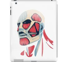 Guess who!? iPad Case/Skin