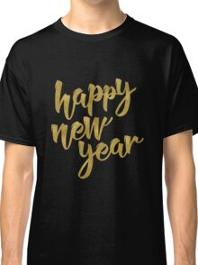 Happy New Year Classic T-Shirt