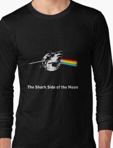 The Shark Side of the Moon Long Sleeve T-Shirt