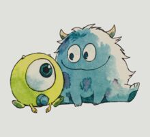 Monsters & Co by itsuko