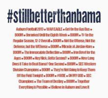 Still Better Than Bama by BeDoFeel