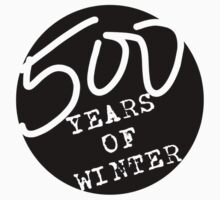 500 Years of Winter by PosthumanINC