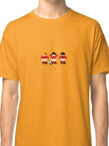 "Sensi Tee: England: ""Three Lions"" Away 1966 Classic T-Shirt"