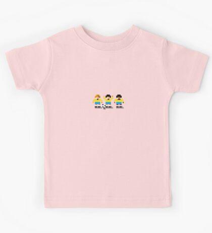 "Sensi Tee: Brazil: ""Canarinho"" (""Little Canary"") Kids Tee"