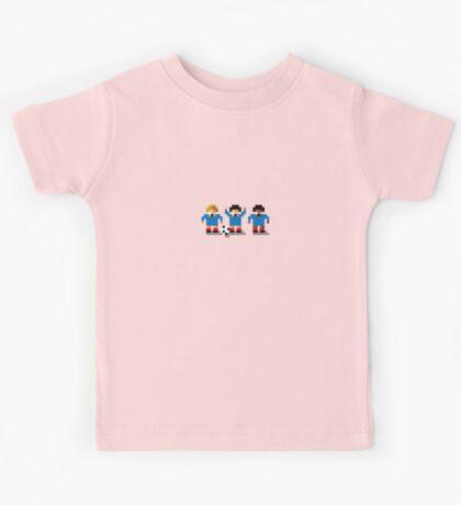 "Sensi Tee: France: ""Les Bleus"" (""The Blues"") Kids Tee"