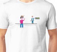Jeremy Kyle Show - DNA Test (8bit) Unisex T-Shirt