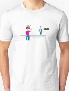 Jeremy Kyle Show - DNA Test (8bit) T-Shirt