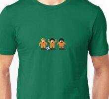 "Sensi Tee: Netherlands: ""Clockwork Orange"" Total Football Unisex T-Shirt"
