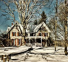 Manville Wakefield Home by PineSinger