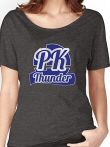 PK Thunder Women's Relaxed Fit T-Shirt