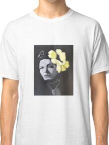 Billie Holiday portrait painting Classic T-Shirt