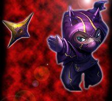 Ninja Attack by RamsesXll