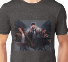Sam, Castiel & Dean Supernatural Unisex T-Shirt