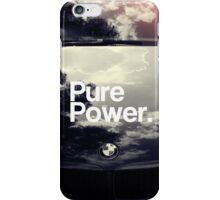 Bmw Power Case Design iPhone Case/Skin