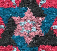Healing Mandala in Pastel Colors Sticker