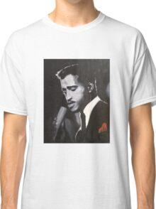 Sammy Davis Jr. Original portrait painting Classic T-Shirt