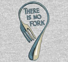 There Is No Fork Kids Tee