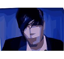 Marianas Trench Josh Abstract Photographic Print